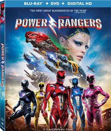 Saban's Power Rangers Blu-ray