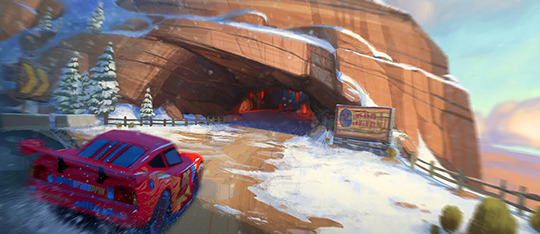 Feature feature cars 3 interview