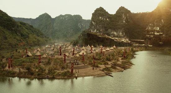 The native village