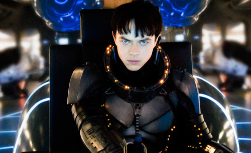Valerian determined to find the Commander