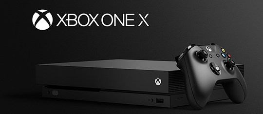 Feature feature what is xbox one x