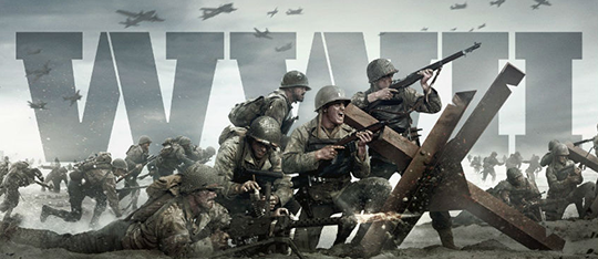 Feature feature ww2 cod impressions