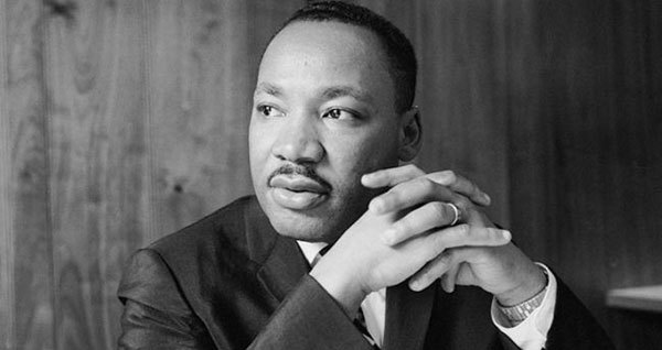 MLK Jr. was born January 15, 1929