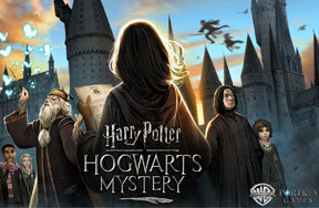 Preview harry potter hogwarts mystery game pre