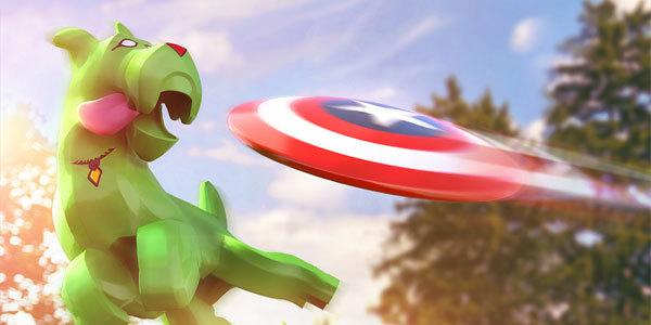Feature lego marvel superhero champions feat