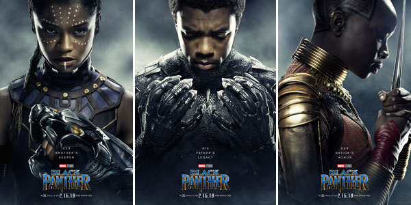 Feature black panther interview feat