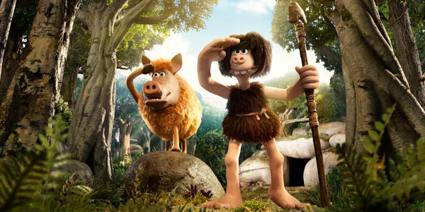 Feature early man movie feat