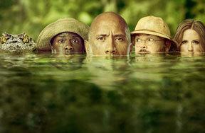 Preview jumanji welcome jungle blu ray pre