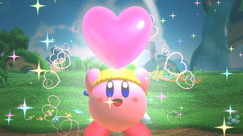 Throwing hearts at enemies will turn them into allies.