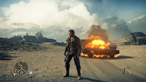 Avalanche Studios brings Mad Max to this month's PlayStation Plus lineup.
