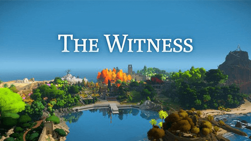 The Witness is a exploration based puzzle game that originally launched on PlayStation 4.