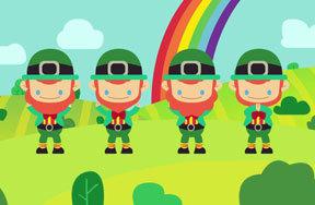 Preview st patricks day leprechaun pre
