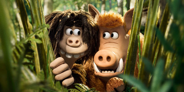 Early Man Exclusive Clip - Simplicity in the Gags