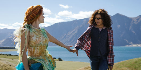 Feature a wrinkle in time blu ray review feat