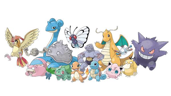 The original cast of Pokémon return to the Let's Go games.