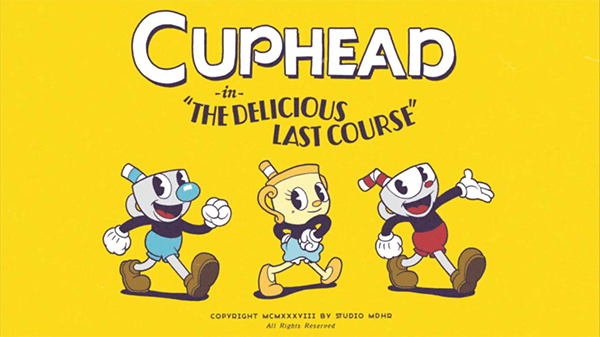 More Cuphead? Yes, please!