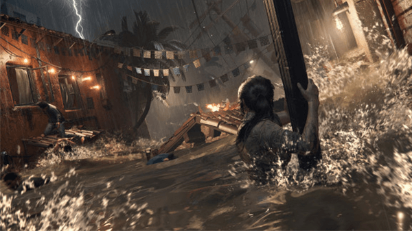 Shadow of the Tomb Raider pits Lara against a Mayan Apocalypse.