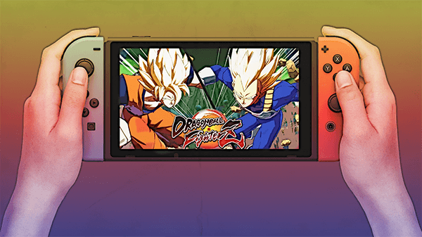 Dragon Ball FighterZ is coming to the Switch!