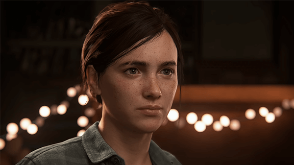 Ellie is center stage in The Last of Us Part II.