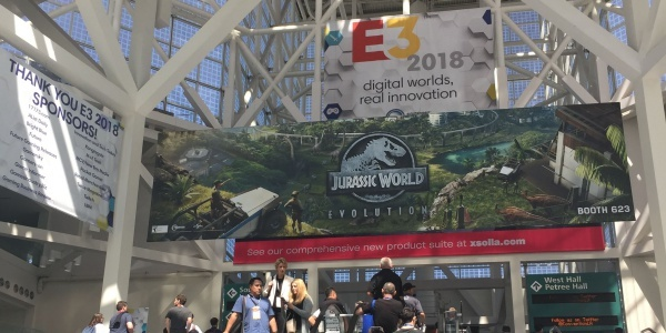 E3 2018 Live from the Convention Floor