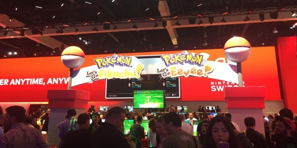 Nintendo Switch Game Play Roundup from E3 2018