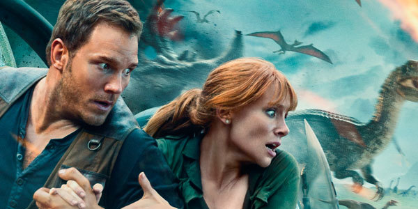 Bryce Dallas Howard and Chris Pratt Talk Jurassic World Interview