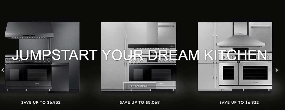Jumpstart Your Dream Kitchen