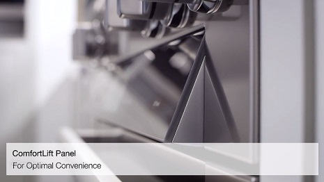 Miele Pro Ranges and Their Ovens