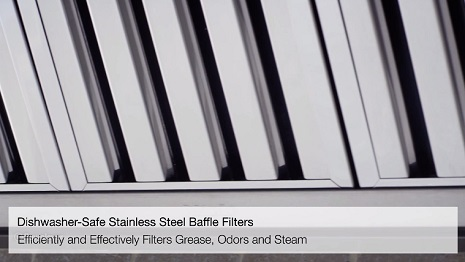 Miele S Range Hood Baffle Filters And Cleancover Kieffer
