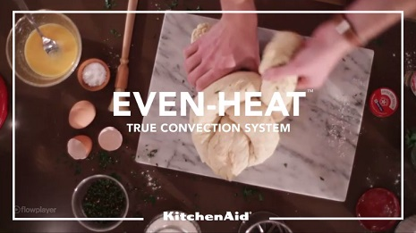 KitchenAid: Even-Heat TrueConvection
