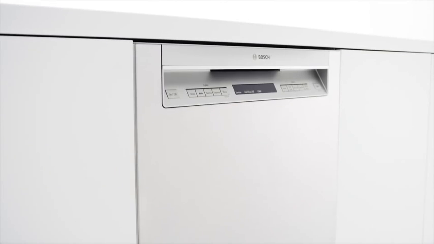 Bosch Dishwasher - Quality