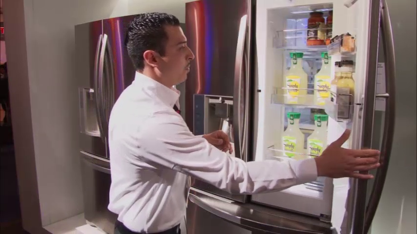 LG Appliances: Refrigerators
