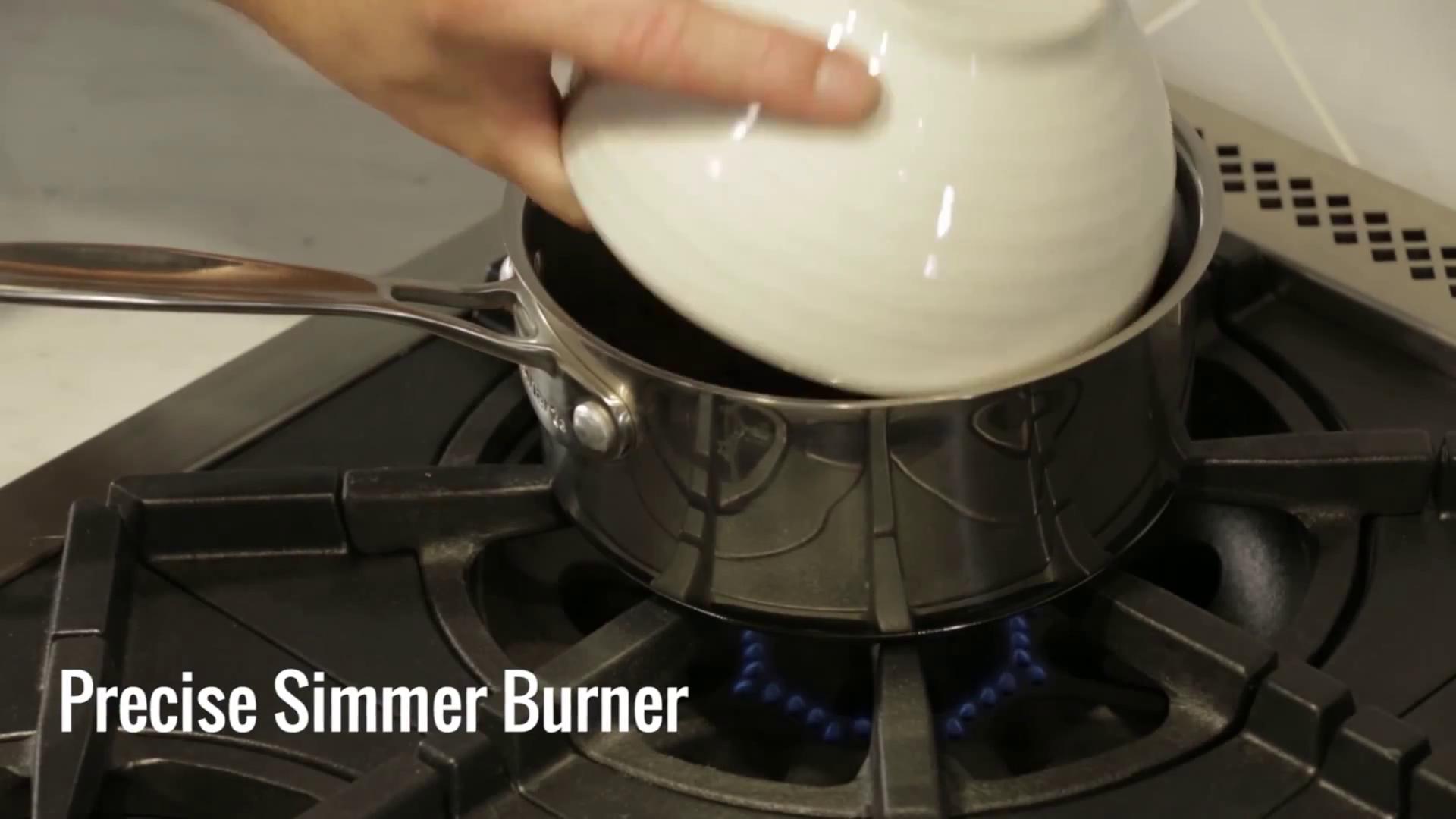 BlueStar: Burners