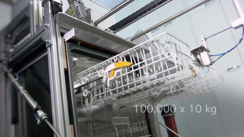 Miele: Dishwasher Quality