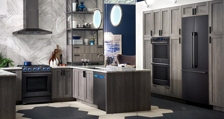 Save 10% on a New Samsung Kitchen