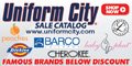 Uniform City cash back and coupons
