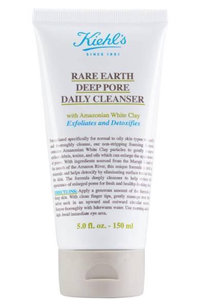 Kiehls Rare Earth Deep Pore Daily Cleanser