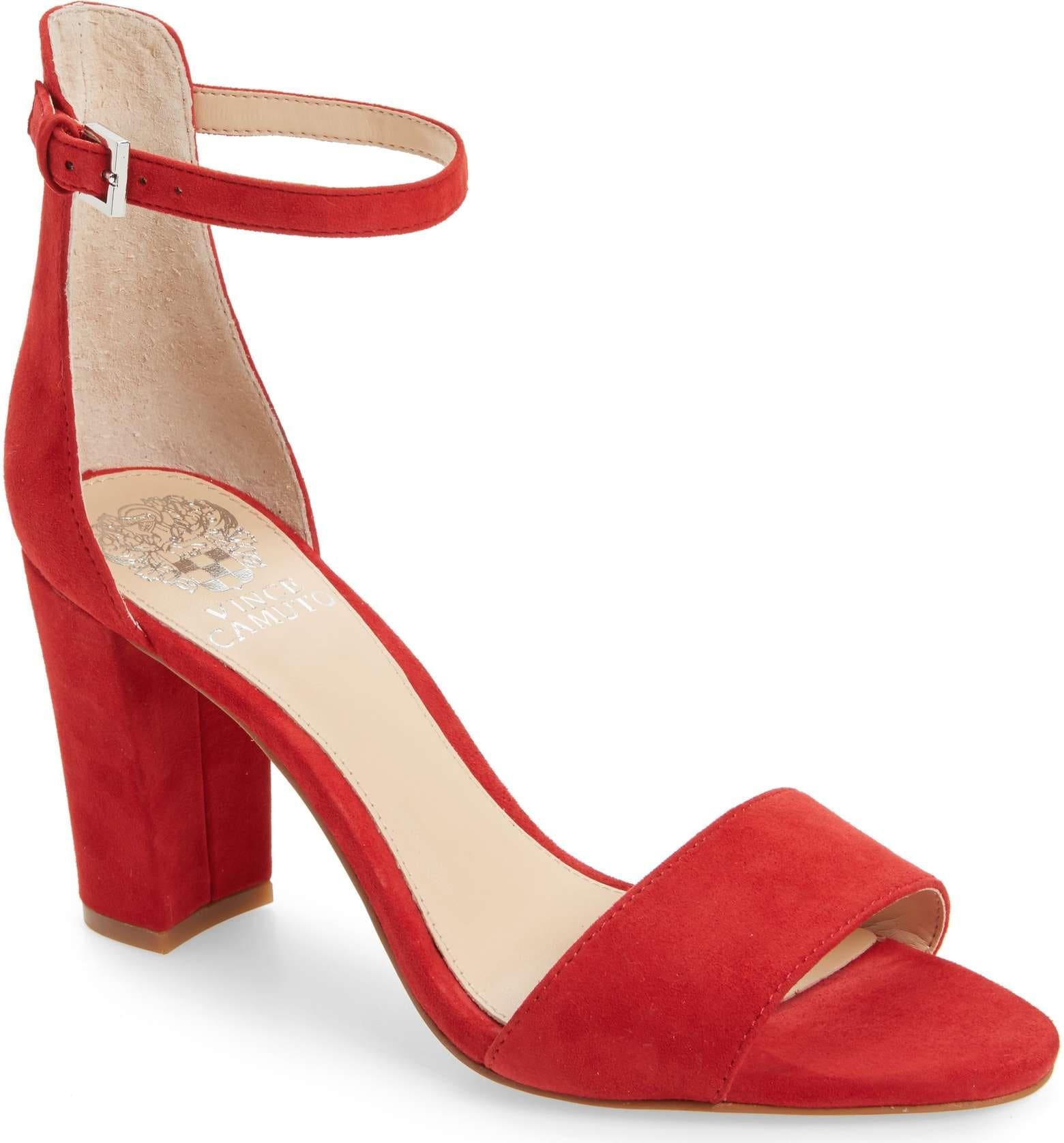 Vince Camuto's Corlina Ankle Strap Sandal