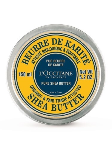 L'Occitane's Organic Pure Shea Butter