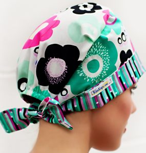 KimKaps Style 4 Surgical Scrub Hat