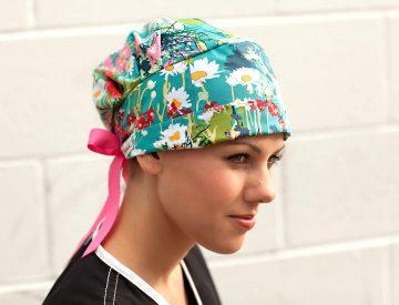 KimKaps Style 9 Surgical Scrub Hat