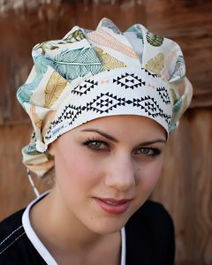 KimKaps Style 7 2t Surgical Scrub Hat