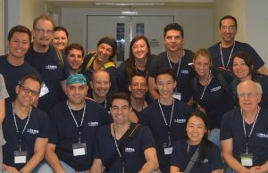 Medical mission to the Philippines team