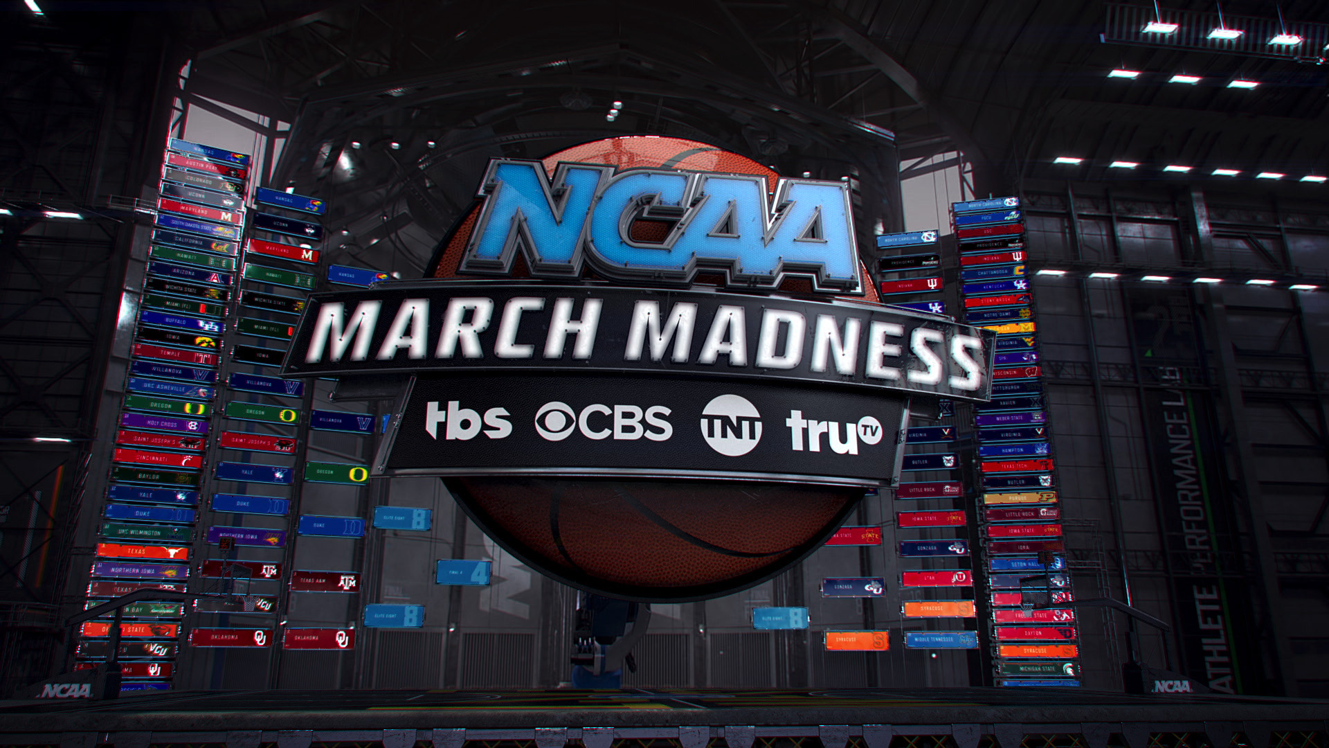 Turner Sports Cbs Sports To Preview March Madness In: King And Country