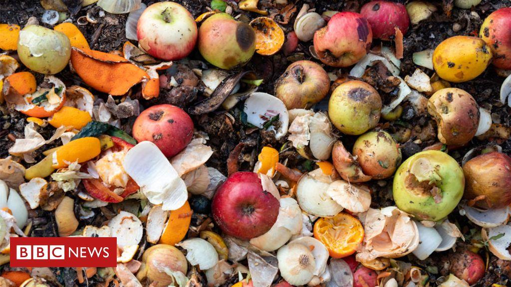 Food waste: Amount thrown away