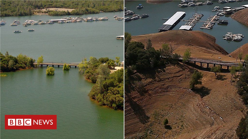 Then and now: A 'megadrought'