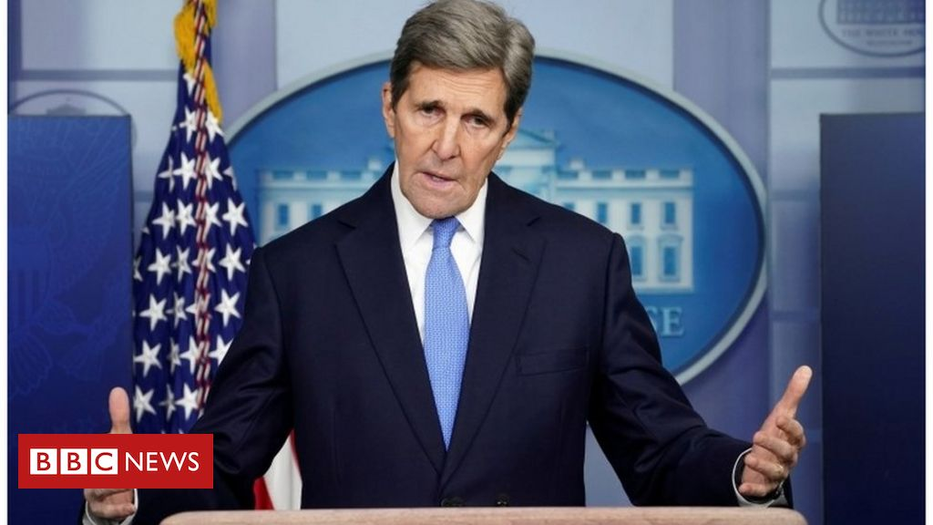 Climate change: Johnson meeting US