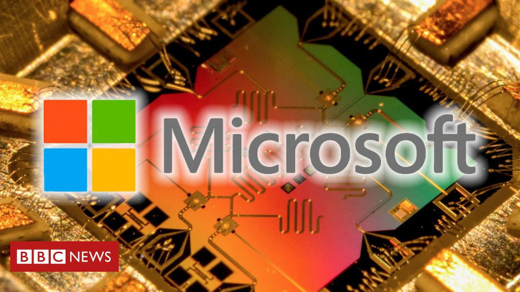 Microsoft-led team retracts quantum 'breakthrough'