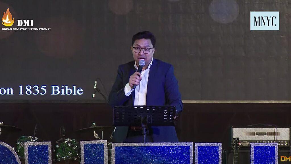 Myanmar pastor faces 3 years