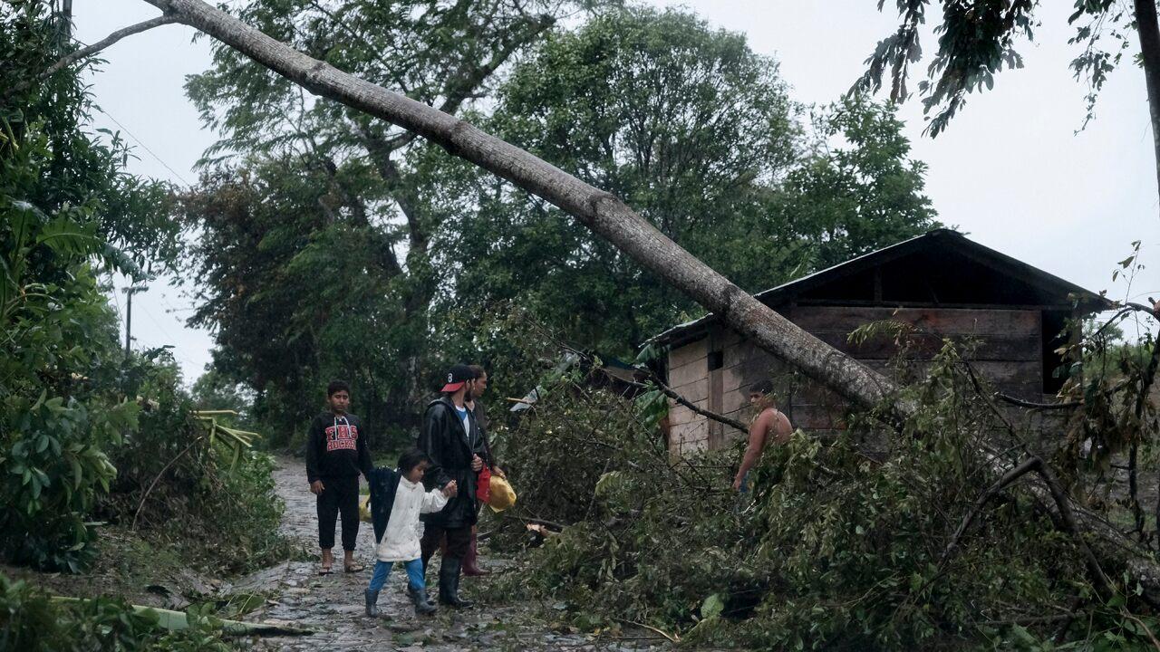 Iota death toll in Nicaragua